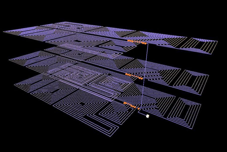 Software per il dimensionamento di pannelli radianti for Progetta il mio edificio online